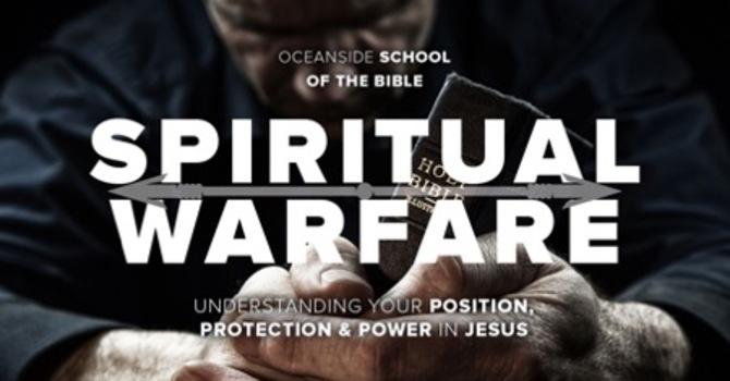 Session 1 - The Reality of Spiritual Warfare
