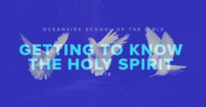 Session 1 - The Holy Spirit's Presence and Role in the Old Testament