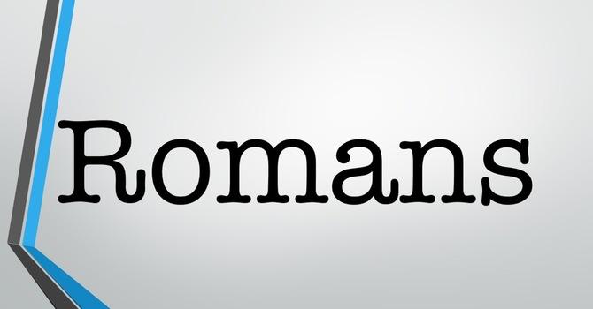 Romans Week 010