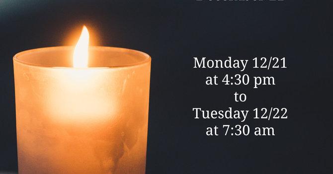 Longest Night Prayer Vigil