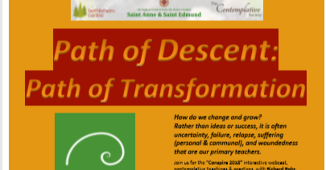 Path of Descent: Path of Transformation, November 7th, 2018 image