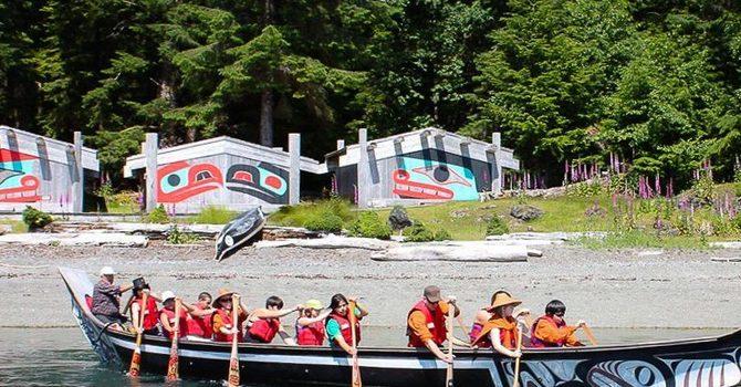 Supporting Stewardship through Cultural Rediscovery on Haida Gwaii image