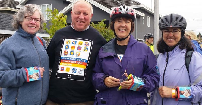 Ride for Refuge - 2016 image