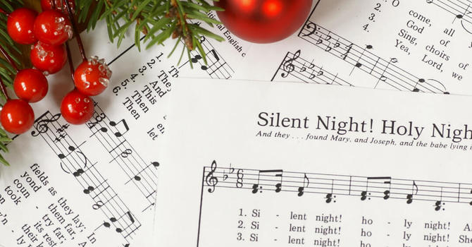 Christmas Carols in the eve