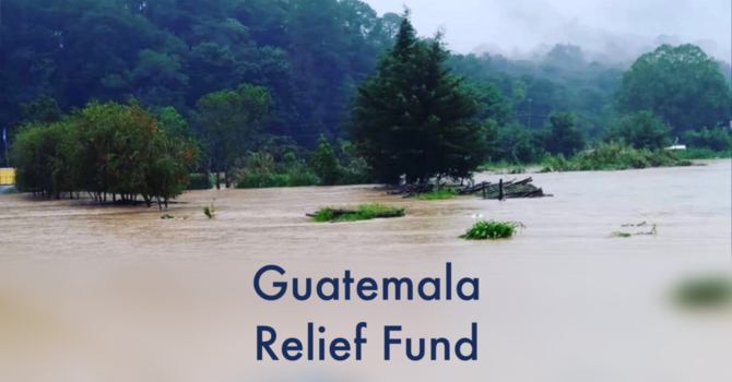 Guatemala Relief Fund  image
