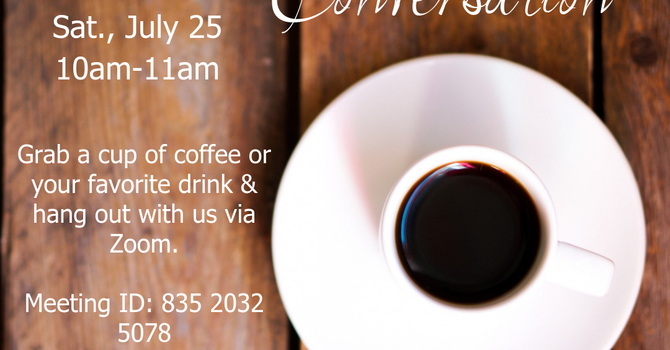 Women's Coffee and Conversation image