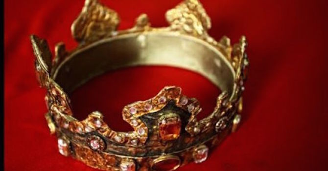 You Are  a Royal Diadem