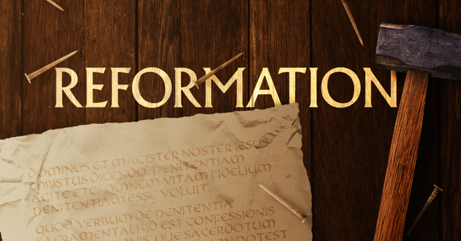 Reformation #3. Stuck between two worlds