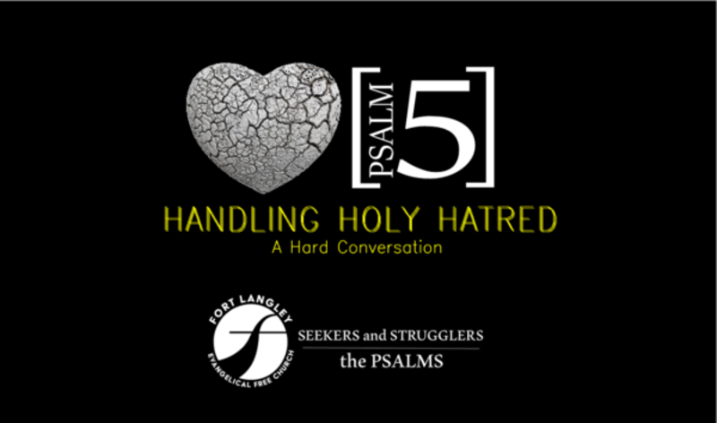 Handling Holy Hatred