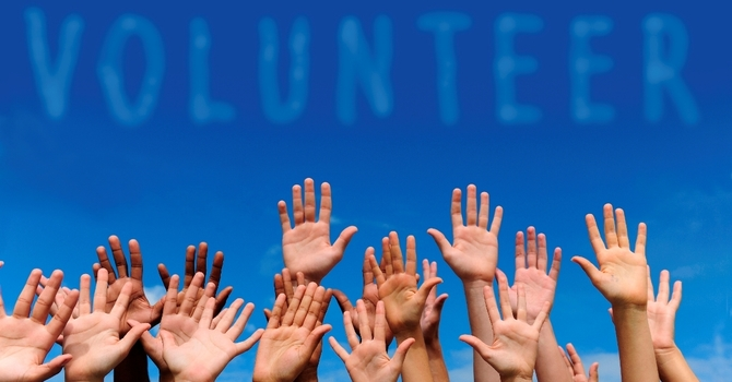 Worship Assistants are Needed! image