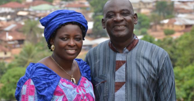 Missionary Partnership in Sierra Leone image
