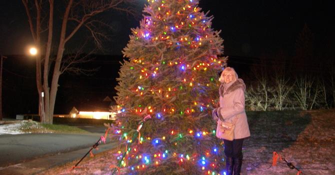 Memorial Christmas Tree Lighting