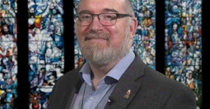 A Christmas Message for 2019 from Moderator, Richard Bott image
