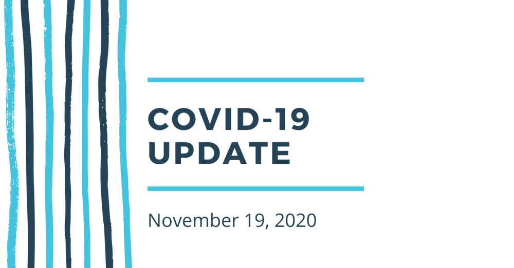 COVID-19 Update (Sunday Services)