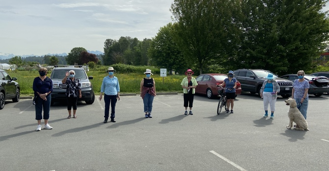 Ladies Walking Club
