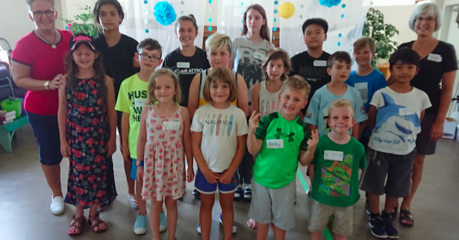 Mindful-Kindful Kids Camp  image