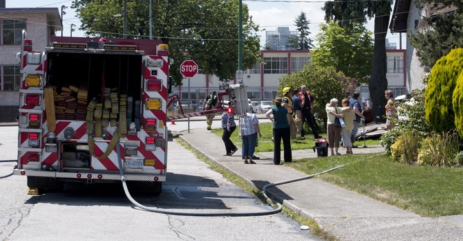 UPDATE - Fire Damages St. Alban, Burnaby image