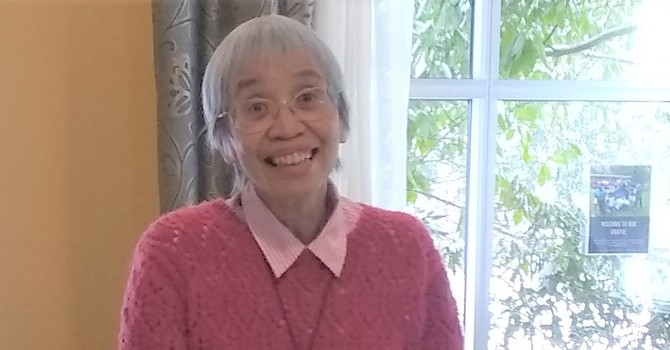 Blessings and Best Wishes for the Reverend Paulina Lee image