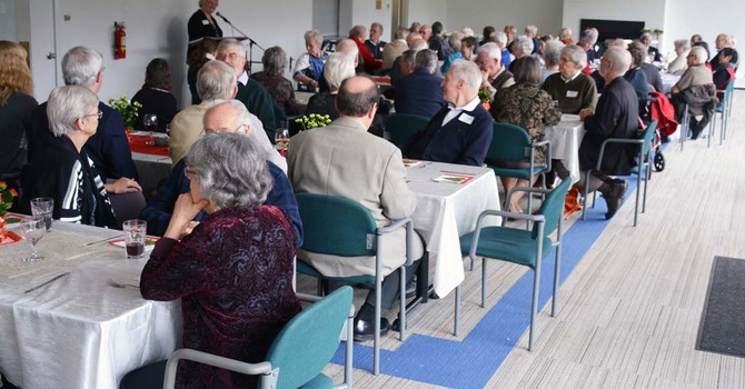 Retired Clergy and Spouses Luncheon, December Edition 2016 image