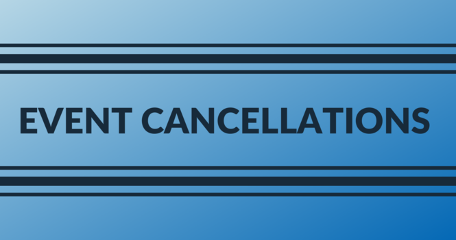 Event Cancellations