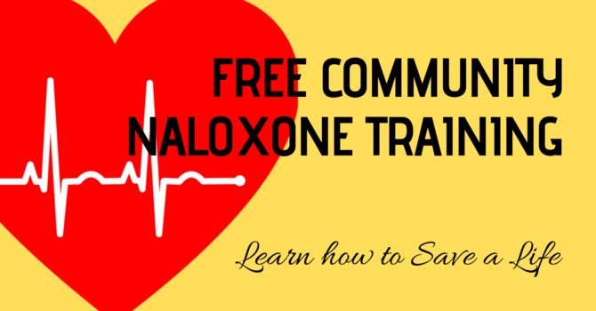 FREE NALOXONE TRAINING image