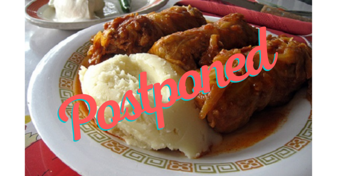 Postponed: Drive Thru Cabbage Rolls image
