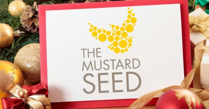 Bring gifts for The Mustard Seed image