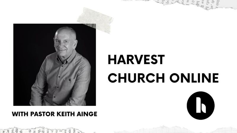 Harvest Church Sunday 8th November 2020