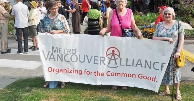Anglican Presence at MVA Meeting image