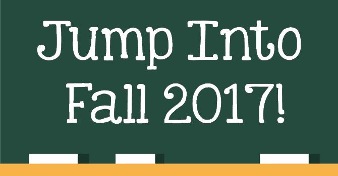 Jump Into Fall: Kids Programming image