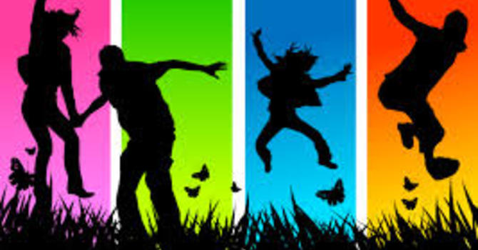 Youth Group has started! image