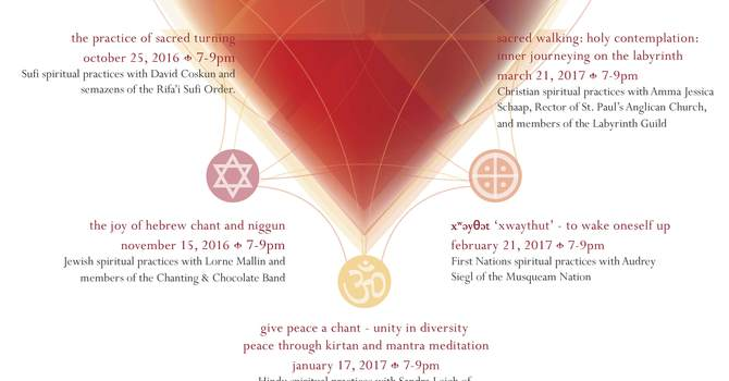 Diocese Co-Sponsors Interfaith Spiritual Practices Series. image