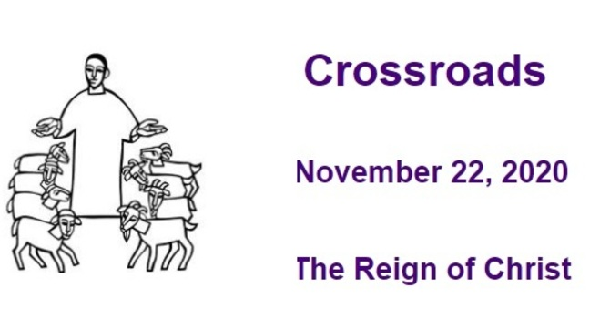 Crossroads November 22, 2020 image