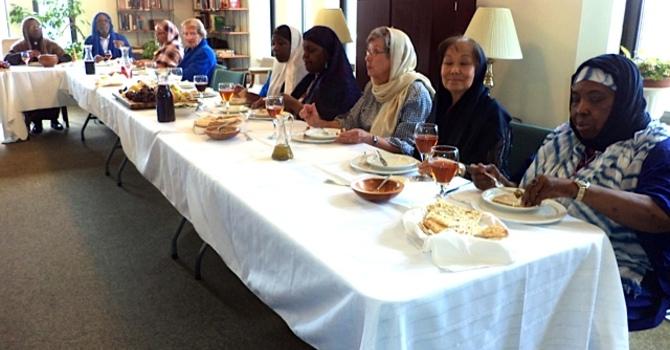 Bible Study Group closing celebration image