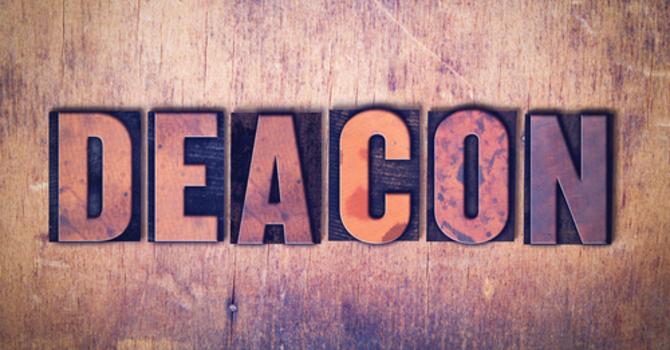 Deacon Nominee Biography