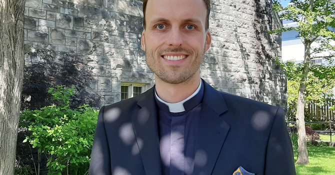 Rector Appointed for St. Clement's image