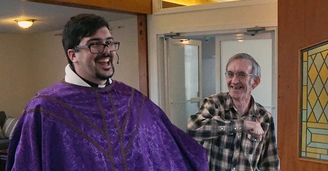 Lent II at St. John's, Squamish image
