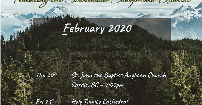 Saxophone Quartet to Tour the Diocese image