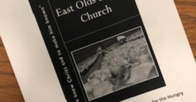 September 29, 2019 Church Bulletin image