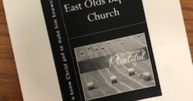 September 22, 2019 Church Bulletin image