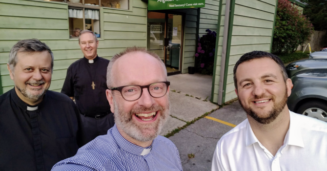 Introducing Rev. Philip Cochrane image
