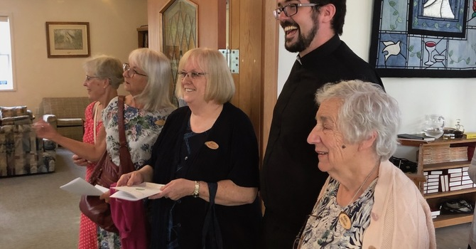 Celebration of New Ministry/Induction of Rev. Cameron Gutjahr image