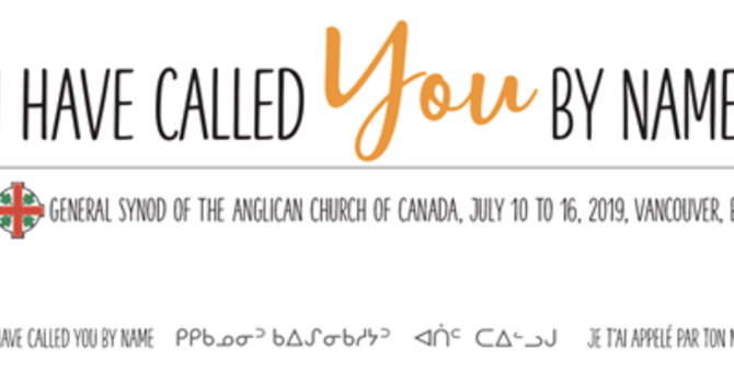 General Synod Information image