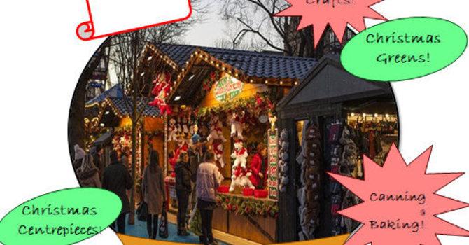 Outdoor Christmas Market
