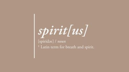 Spirit[us]