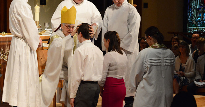 Diocesan Confirmation Eucharist for 2017 image