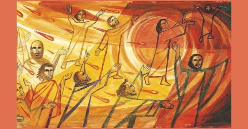 1. The Story of Pentecost: From Nu. 11 to Acts 2 and Beyond
