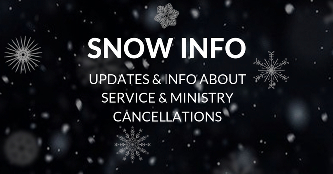 Winter Weather Report image