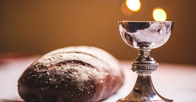 Breaking the Bread & Pouring the Cup image