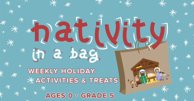 Nativity In A Bag (Sign-Up)